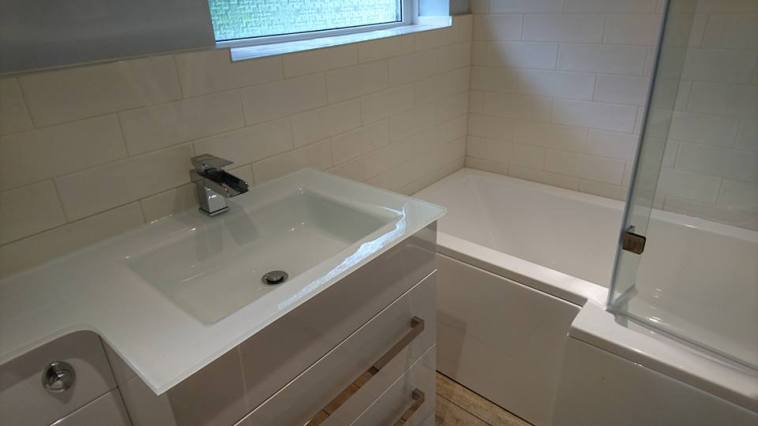 Marvel Plumbing Services Bathroom Bathroom re-fit 6